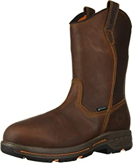 Timberland PRO Men's Helix Hd Pull on Soft Toe Waterproof Industrial Boot