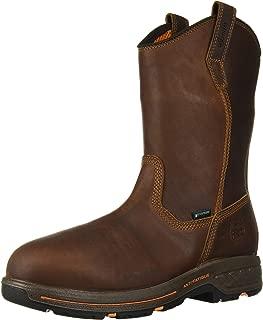 Men's Helix Hd Pull on Soft Toe Waterproof Industrial Boot