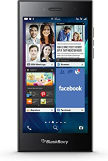 BlackBerry Leap Factory Unlocked Shadow Grey STR100-2