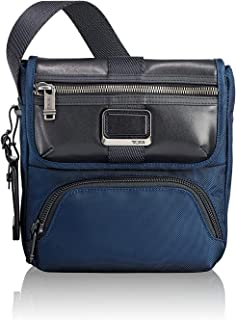 Alpha Bravo Barton Crossbody Bag - Satchel for Men and Women