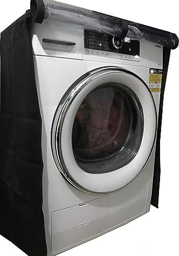 KHOMO GEAR Housse pour Lave-linge et Sèche-linge à Chargement Frontal, Machine à Laver Hublot – Plastique Imperméable...