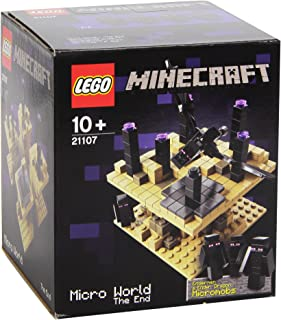 LEGO 21107 - Minecraft Micro World
