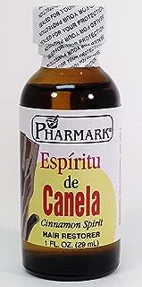 Espíritu De Canela 1 Oz. Cinnamon Spirit