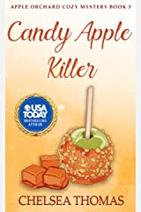Candy Apple Killer (Apple Orchard Cozy Mystery Book 3) Kindle Edition