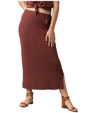 Prana Tulum Skirt (Vino) Women