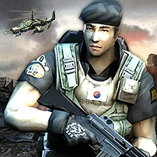 Last Commando Counter Gun Shoot: First Person Shooter Game Free