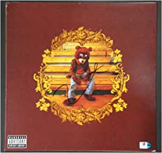 Kanye West Hand Signed Autographed Record Cover College Dropout GA GV 857840