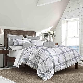 Nautica Bronwell Comforter Set Twin Grey