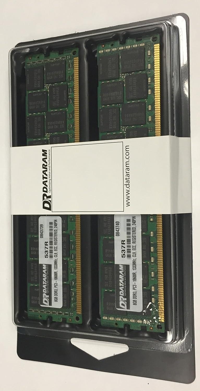 16GB KIT (2 X 8GB) Server Memory for Dell Precision T5600 Essential