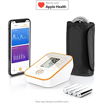 choice Choice Smart Upper Arm Blood Pressure Monitor: Wireless, Medically Accurate Upper Arm Cuff. Free App for iOS, Android