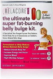 Relacore Ultimate Super Fat Burning Belly Bulge Kit - Diet Pills - Fat Burners for Women and Men - Fat Burner - Fat Burn S...