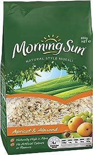 Morning Sun Muesli Breakfast Cereal Apricot & Almond 650g