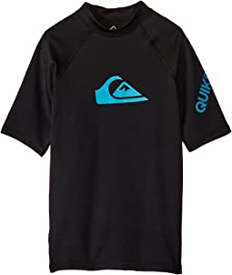 Quiksilver Kids All Time Short Sleeve Shirt (Big Kids)