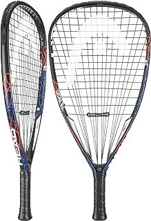 HEAD Graphene Touch Radical 170 Racquetball Racket - Pre-Strung Light Balance Racquet