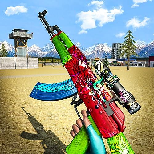 FPS Counter Terrorist Strike - Comando de tiro