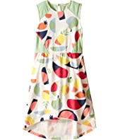 Appaman Kids - Easy and Comfy Abbey Printed High-Low Dress (Toddler/Little Kids/Big Kids)