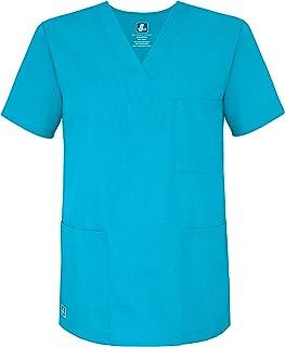 Adar Universal Uniforme Infermiera Unisex - Abbigliamento Medico con Scollo a V