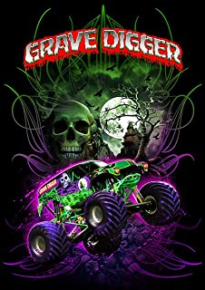 Best grave digger iron on Reviews