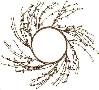 KMJ Mixed Berries & Twigs Wreath, 10