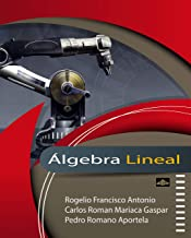 Álgebra lineal (Spanish Edition)