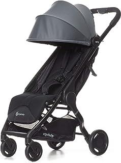 ERGObaby METRO15EU2 metro barnvagn med liggfunktion modell 2020, från 6 månader till 22 kg, hopfällbar liten lätt kompakt,...