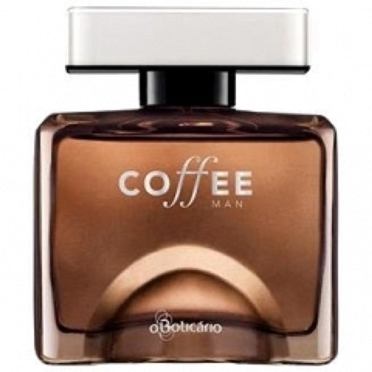 会話型二度ワットオ?ボチカリオ 香水 オードトワレ コーヒーマン COFFEE MAN 男性用 100ml
