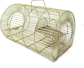 Exseson Rat, Rodent, Mouse Trap, Iron Catcher- Ultimate Solution to All Rat Problems, 12 Inch'