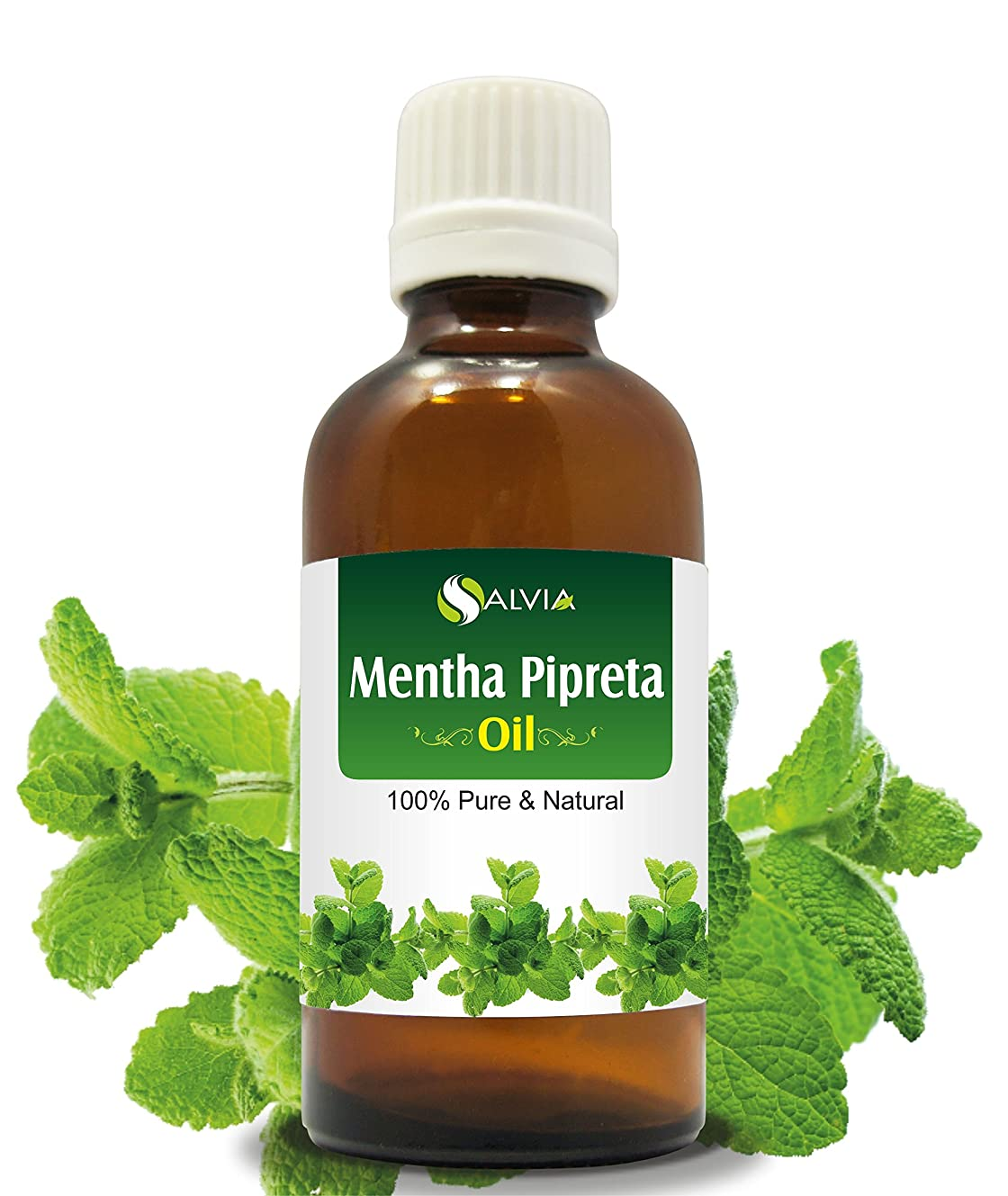 または転倒工場MENTHA PIPRETA OIL 100% NATURAL PURE UNDILUTED UNCUT ESSENTIAL OILS 15ML