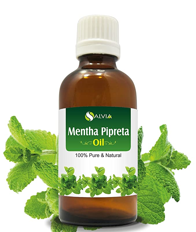 ルビータイヤオペレーターMENTHA PIPRETA OIL 100% NATURAL PURE UNDILUTED UNCUT ESSENTIAL 50ML
