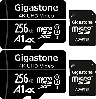 SanDisk Ultra 128GB MicroSDXC Verified for GoPro HERO8 4K by SanFlash 100MBs A1 U1 Works with SanDisk