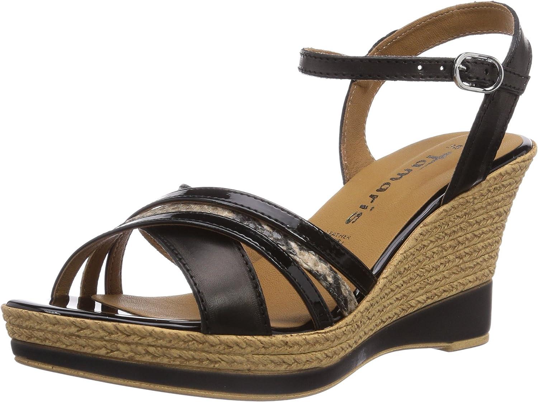 Tamaris Girl's Wedge Heel Ankle Sandals Strap Open Washington El Paso Mall Mall