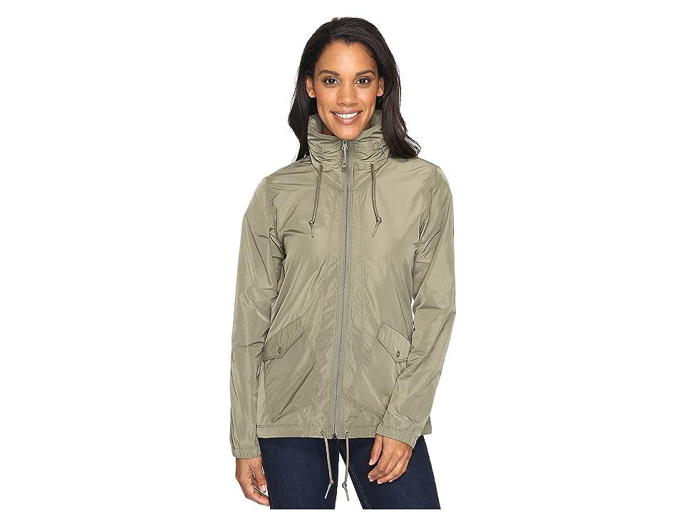 Mountain Hardwear Urbanitetm II Jacket (Stone Green) Women