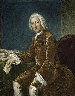 ウィリアム・ピット (1708-1778) チャタムのNearl Of Chatham English Statesman Steel Engraving 1832 After A Painting C1754 From The Studio ...