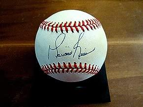 Autographed Mariano Rivera Ball - Hof Early Vintage Oal - JSA Certified - Autographed Baseballs