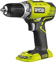 Ryobi RCD1802M - Taladro (1,21 kg, Negro, Verde)