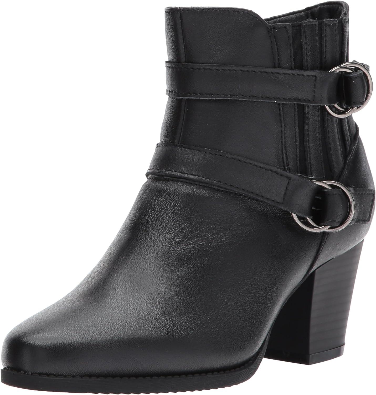 Spring Step Woherren Perilla Ankle Stiefelie, schwarz, 39 EU 8.5 M US  | Erschwinglich