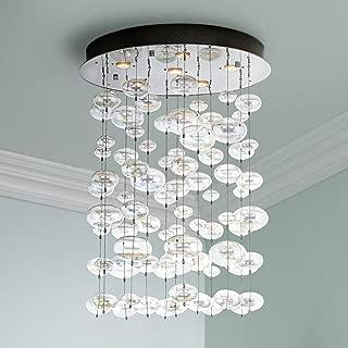 Possini Euro Floating Bubble 6-Light Round Ceiling Fixture - Possini Euro Design