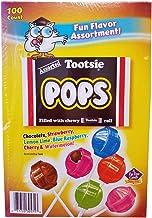 Tootsie Pops - Box of Fun Flavors 100 Pops Per Box