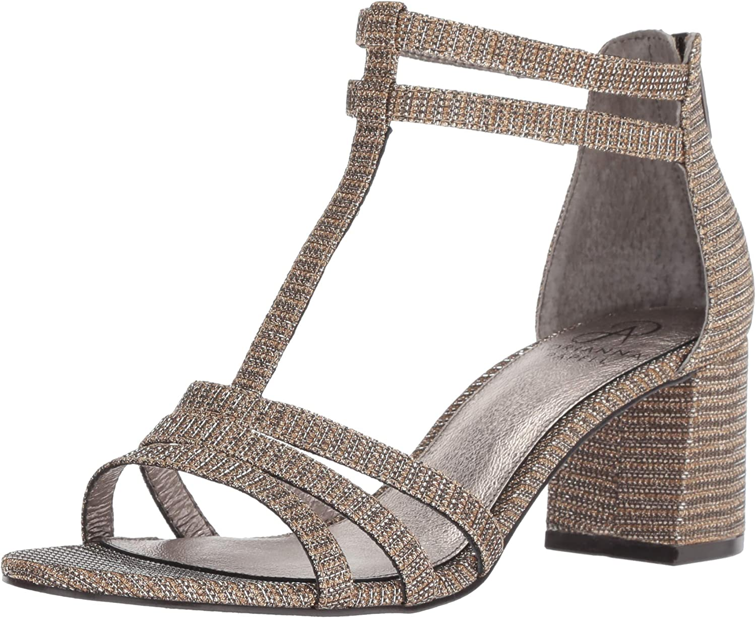 Adrianna Papell Womens Anella Sandal