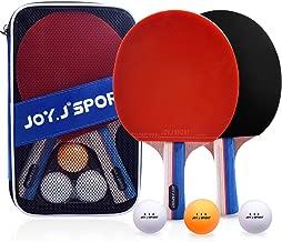 Mejor Paletas De Ping Pong Profesionales de 2020 - Mejor valorados y revisados