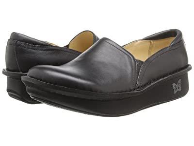 Alegria Debra Professional (Black Leather) Women