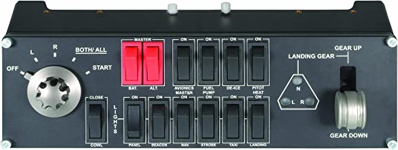 Logitech 945-000030 G Pro Flight Switch Panel