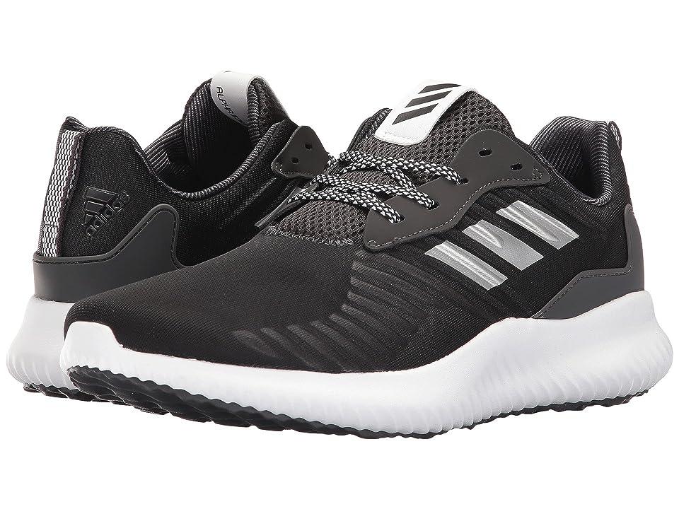 adidas Alphabounce RC (Black/White/Black) Men