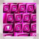 Neon Teclados Rosa