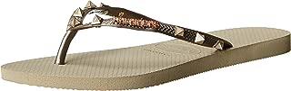Havaianas Women's Slim Flip-Flop Sandals, Hardware,,
