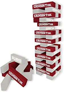 Wild Sports NCAA College Table Top Desk Stackers Game, 3