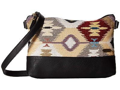Roxy Set You Free Purse (Anthracite) Handbags