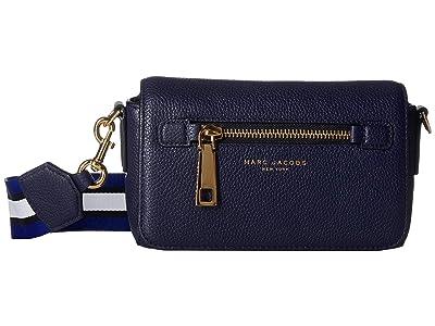 Marc Jacobs Gotham Crossbody (Navy) Handbags