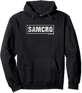 Sons of Anarchy Samcro Pullover Hoodie Pullover Hoodie
