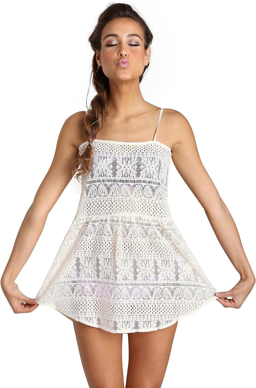 Zinke Women's Coverup Sienna Congreenible Romper Dress